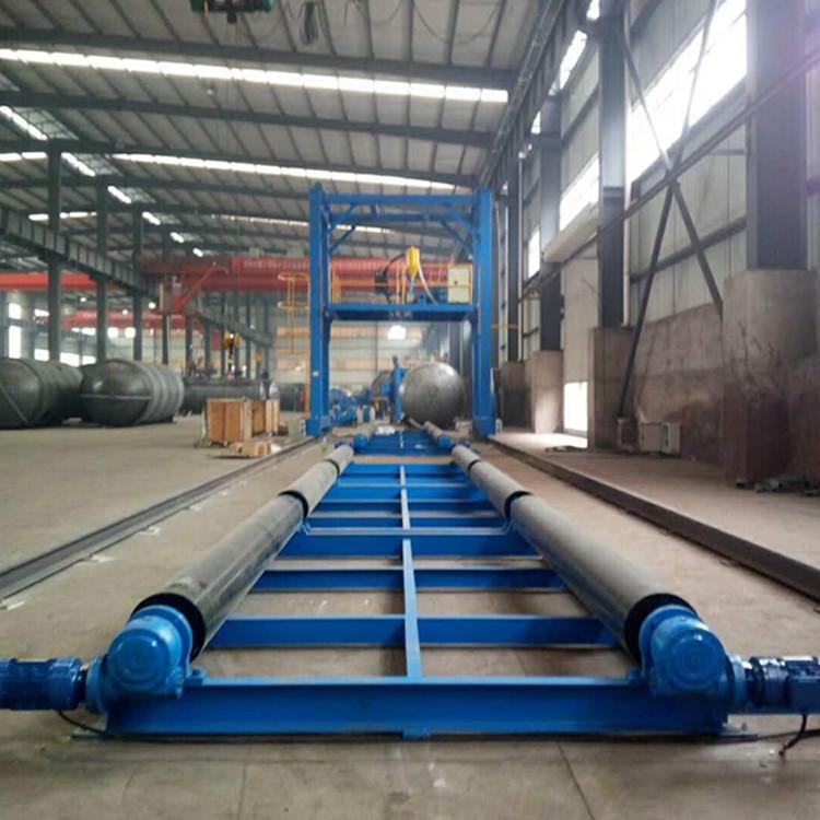 5050型焊接操作机东台厂家 现货直销盐城环保产业园十字焊接架示例图2