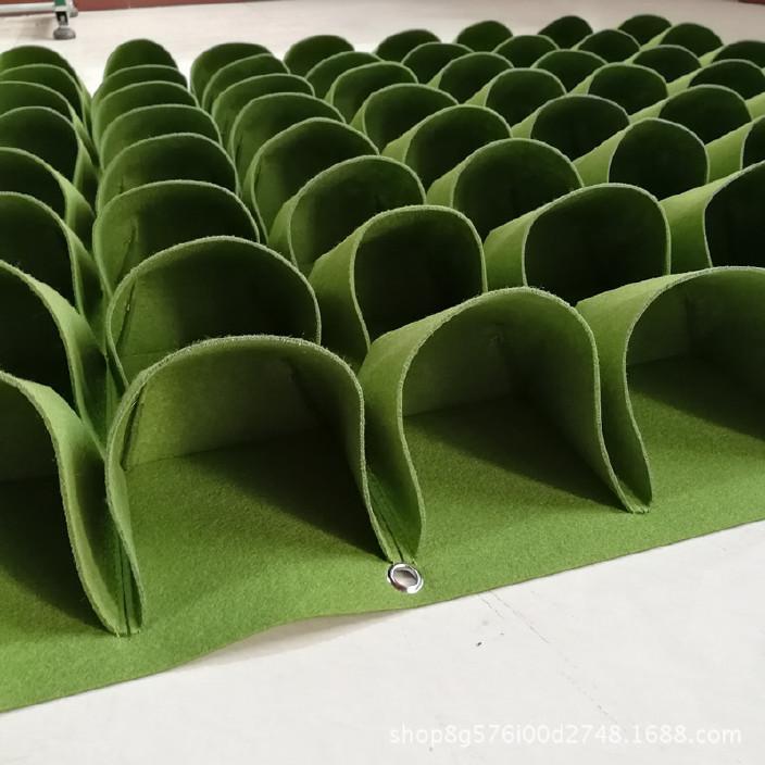 优质无纺布种植袋加厚植树袋种植袋育苗袋厂家直销示例图10