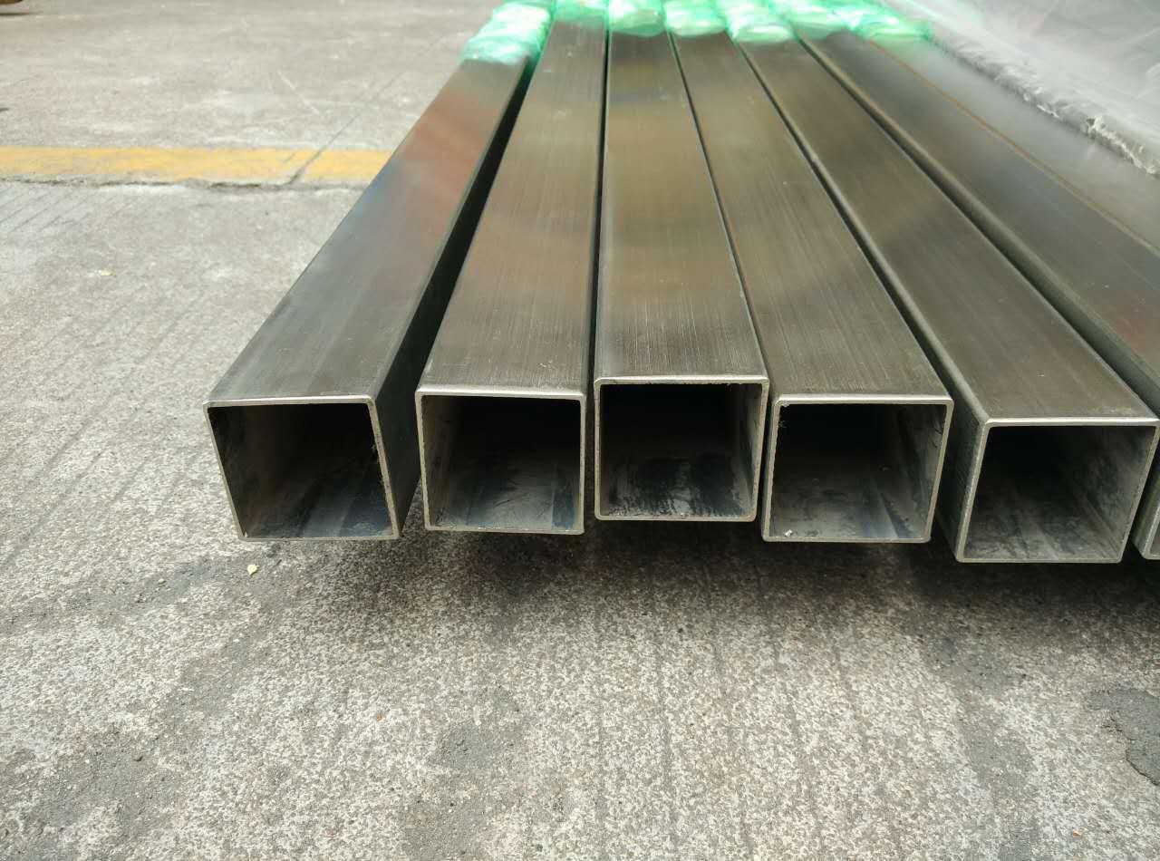厂家直销201 304 316L不锈钢方矩管 厚壁管 大口径工业用管示例图6