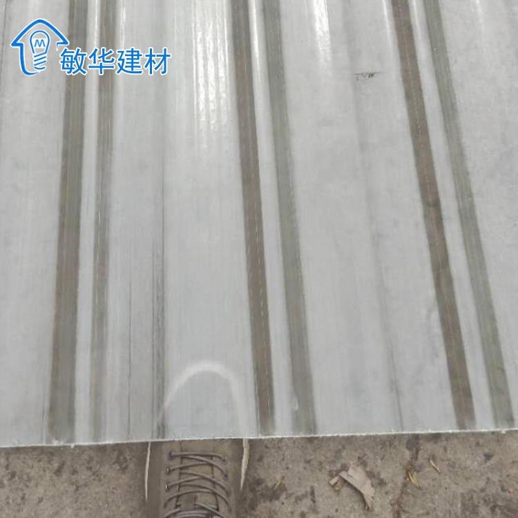 敏华建材 厂家供应 温室大棚户外雨棚车棚 防晒隔热采光板平板 阳光板遮阳板