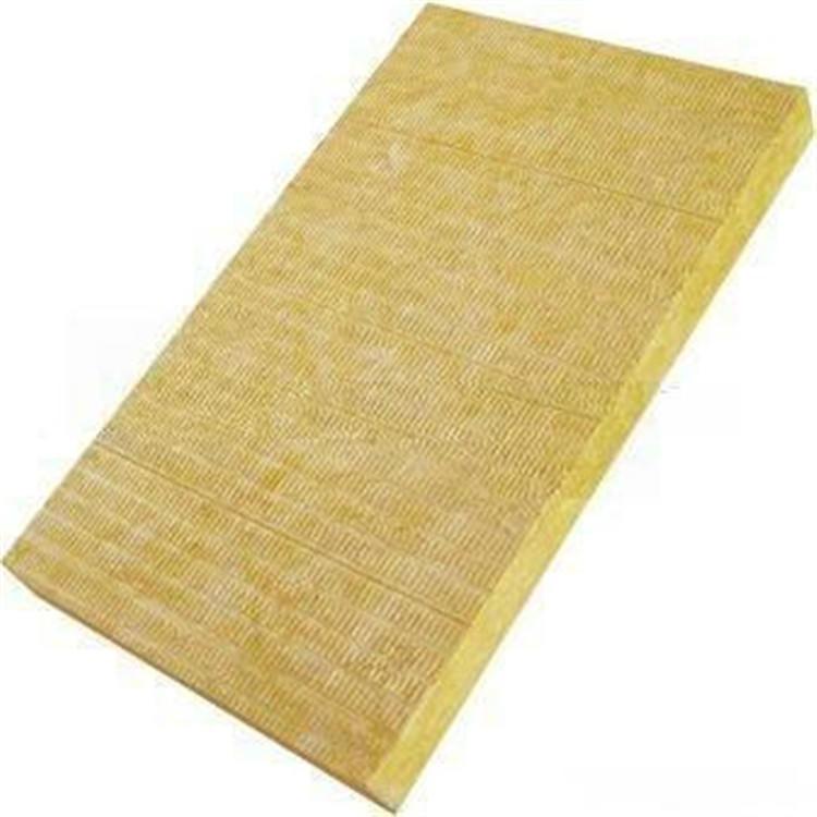 豎絲巖棉板  半硬質巖棉保溫板  巖棉復合板生產廠家