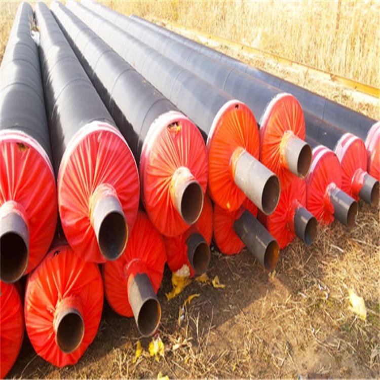 鋼套鋼保溫鋼管結構性能應用簡析廠家價格