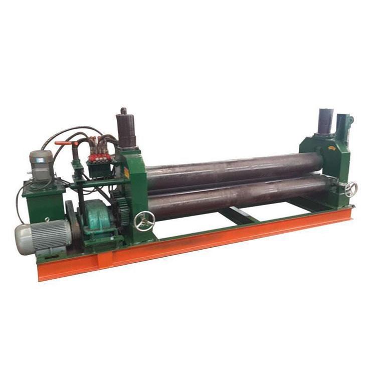 专业生产全自动卷板机 机械 液压 三辊不锈钢卷筒机侑轩YX-005