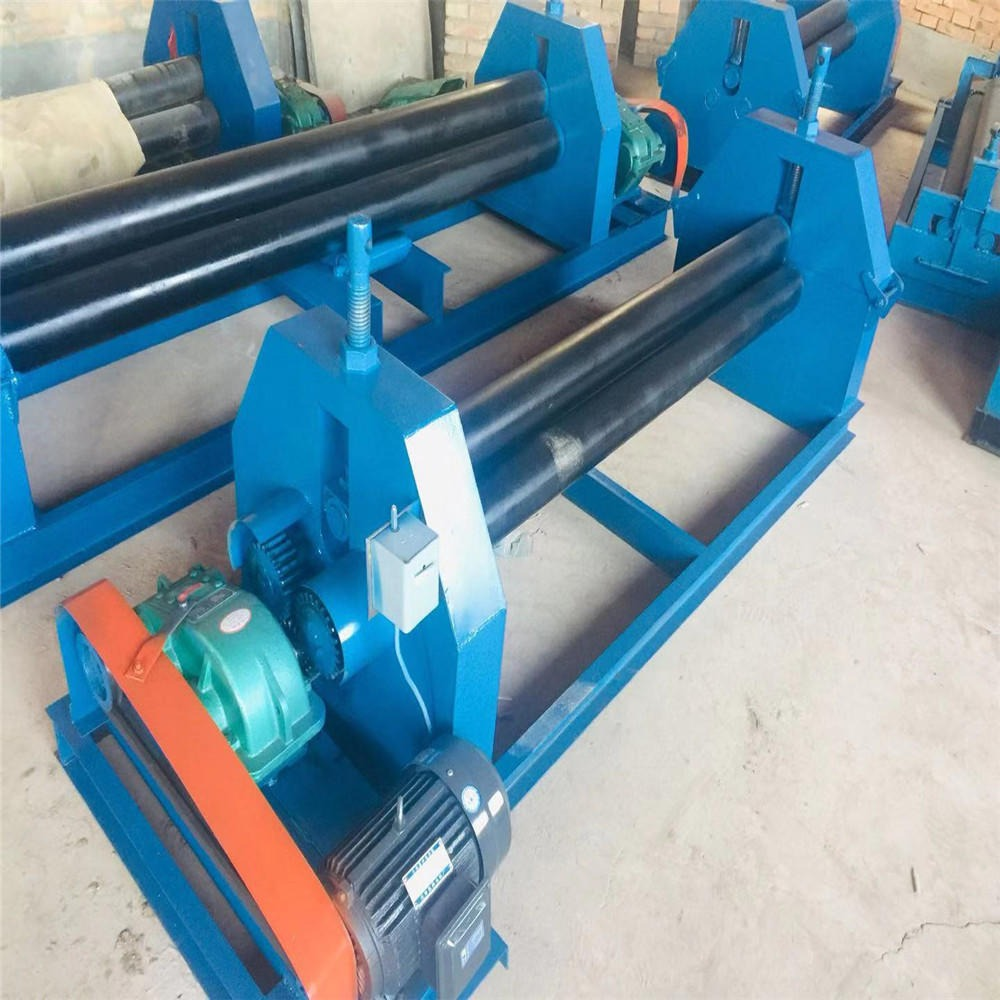 卷板机厂家现货供应6x21000电动卷板机 手动卷板机 订做异性卷板机