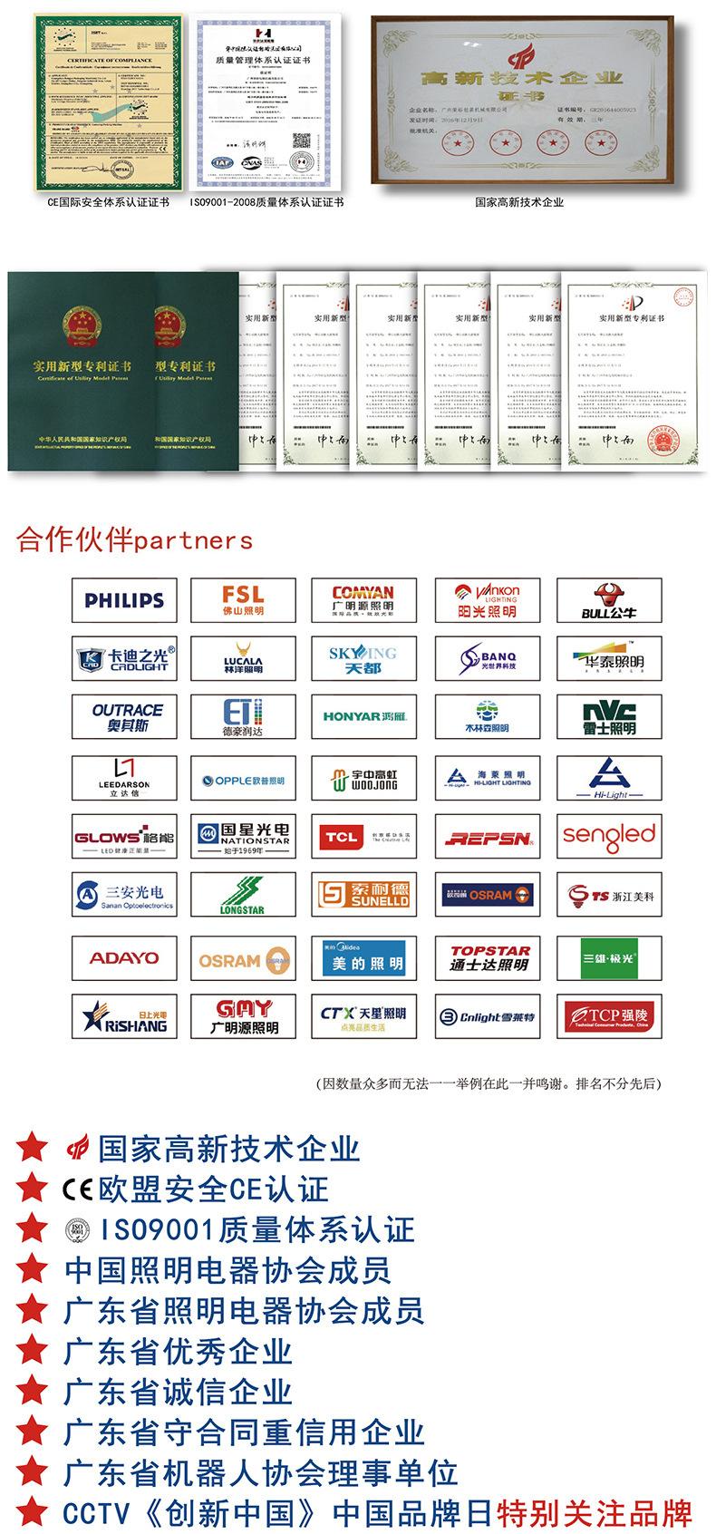 食品全自动装盒机 广州日用品自动包装设备 广州自动生产流水线示例图155