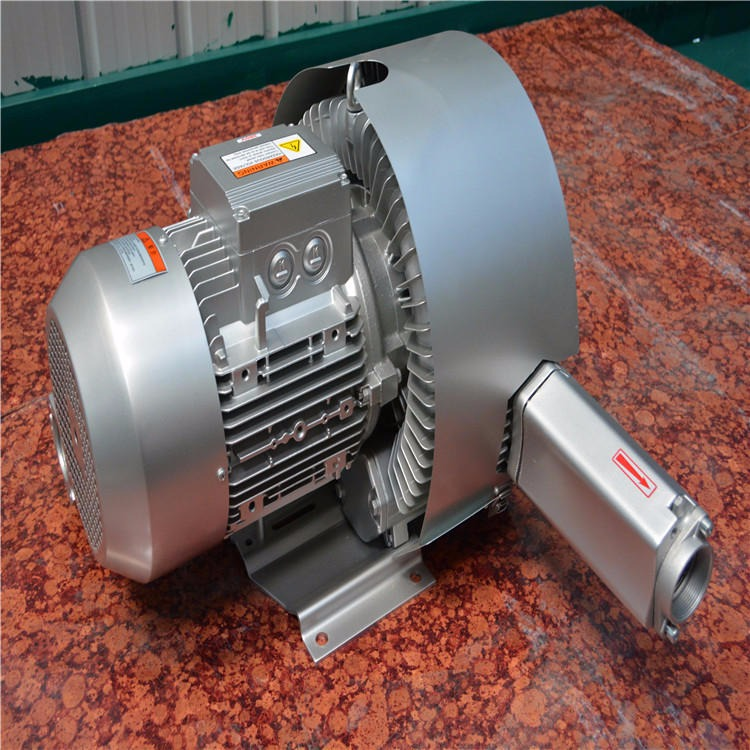 曝氣污水處理專用鼓風機印刷設備專用高壓風機旋渦氣泵污水治理工程專用高壓鼓風機