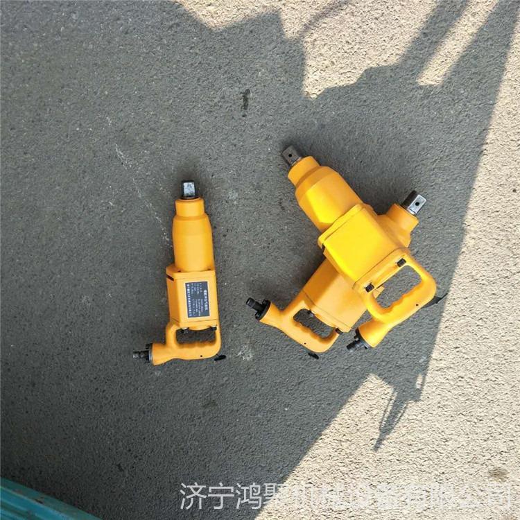 BE系列氣動螺栓扳手 蓄能沖擊式氣扳機 礦用錨桿安裝機鴻聚
