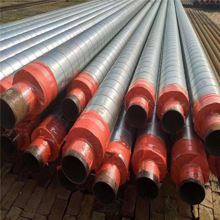 友元生產供暖保溫管  聚氨酯無縫保溫鋼管,聚乙烯聚氨酯保溫管,塑套鋼保溫鋼管,直埋塑套鋼保溫管 架空保溫管 白鐵皮保溫管