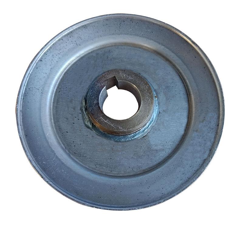 厂家直供食品机械皮带轮 旋压式 劈开式 多种规格示例图5