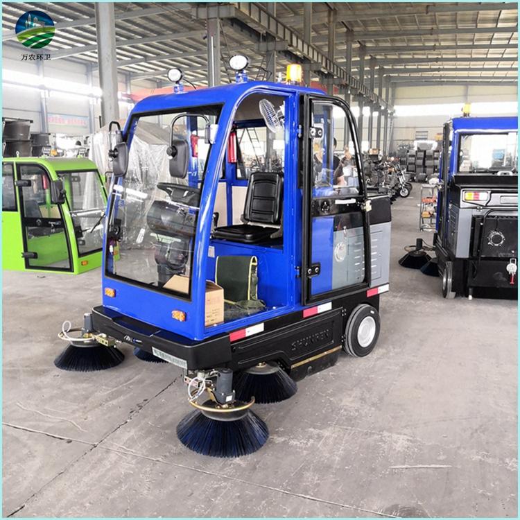 安徽三轮电动扫地车 工厂 电瓶式电动小型扫地车