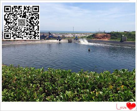 养鱼塘防渗膜0.35mmhdpe土工膜美标黑色光面幅宽6米长度50米厂家优惠促销示例图3