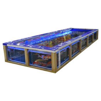 新型游乐项目吃奶鱼池,吃奶鱼,奶嘴鱼游乐设备,吸奶鱼娱乐项目,互动型娱乐项目吃奶鱼,2020参与性互动型娱乐项目示例图18