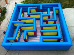 充气大滑梯儿童游乐设备 造型新颖环保 卡通充气滑梯郑州大洋厂家游艺设施示例图6