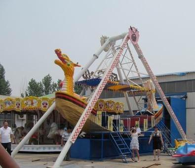大洋24座海盗船儿童游乐设备 经典设备顺大洋制造豪华海盗船项目示例图14