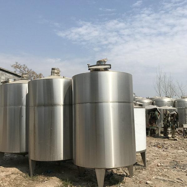 栋良直销 二手储罐 二手低温储罐 304 316材质 九成新