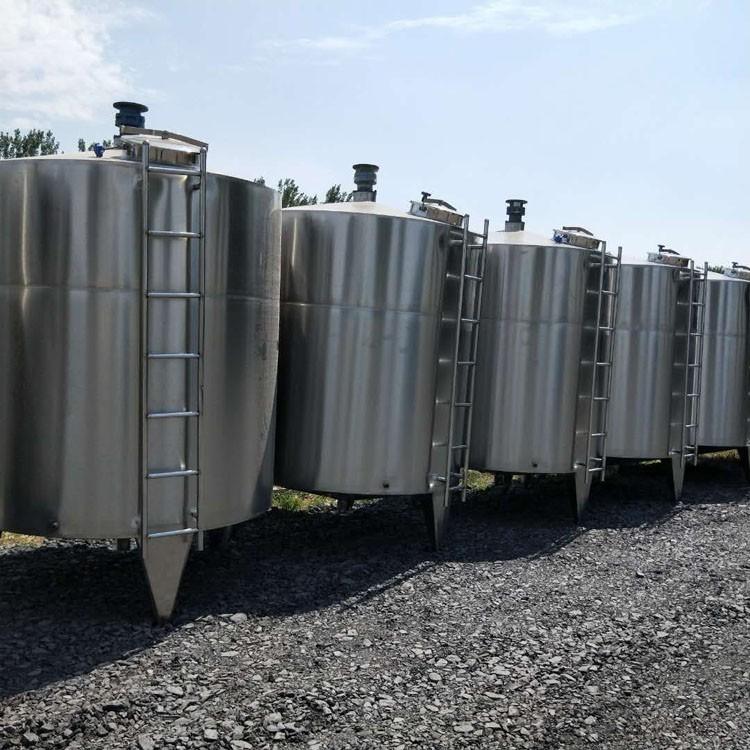 栋良厂家 二手盐酸储罐 二手玻璃钢储罐 304 316材质 九成新