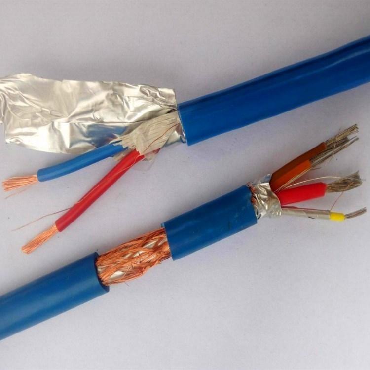 矿用阻燃通信电缆MHYVP1*6*7/0.52津宗