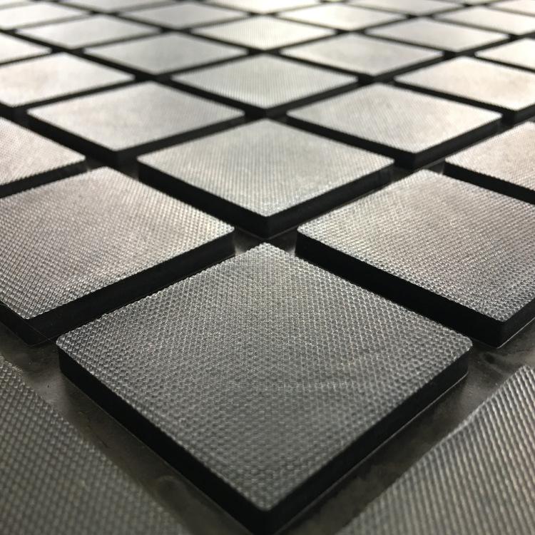 20mm耐磨包胶胶板在哪儿采购,滚筒包胶材料生产厂家示例图1