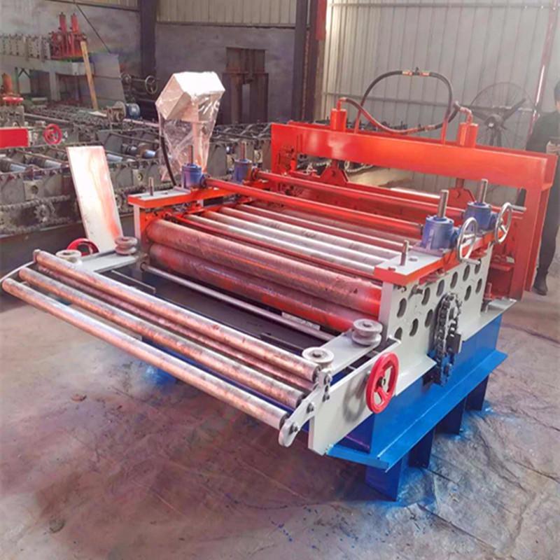 祥豐廠家生產供應 薄板開平機設備  鋼板開平機 小型開平機  歡迎選購
