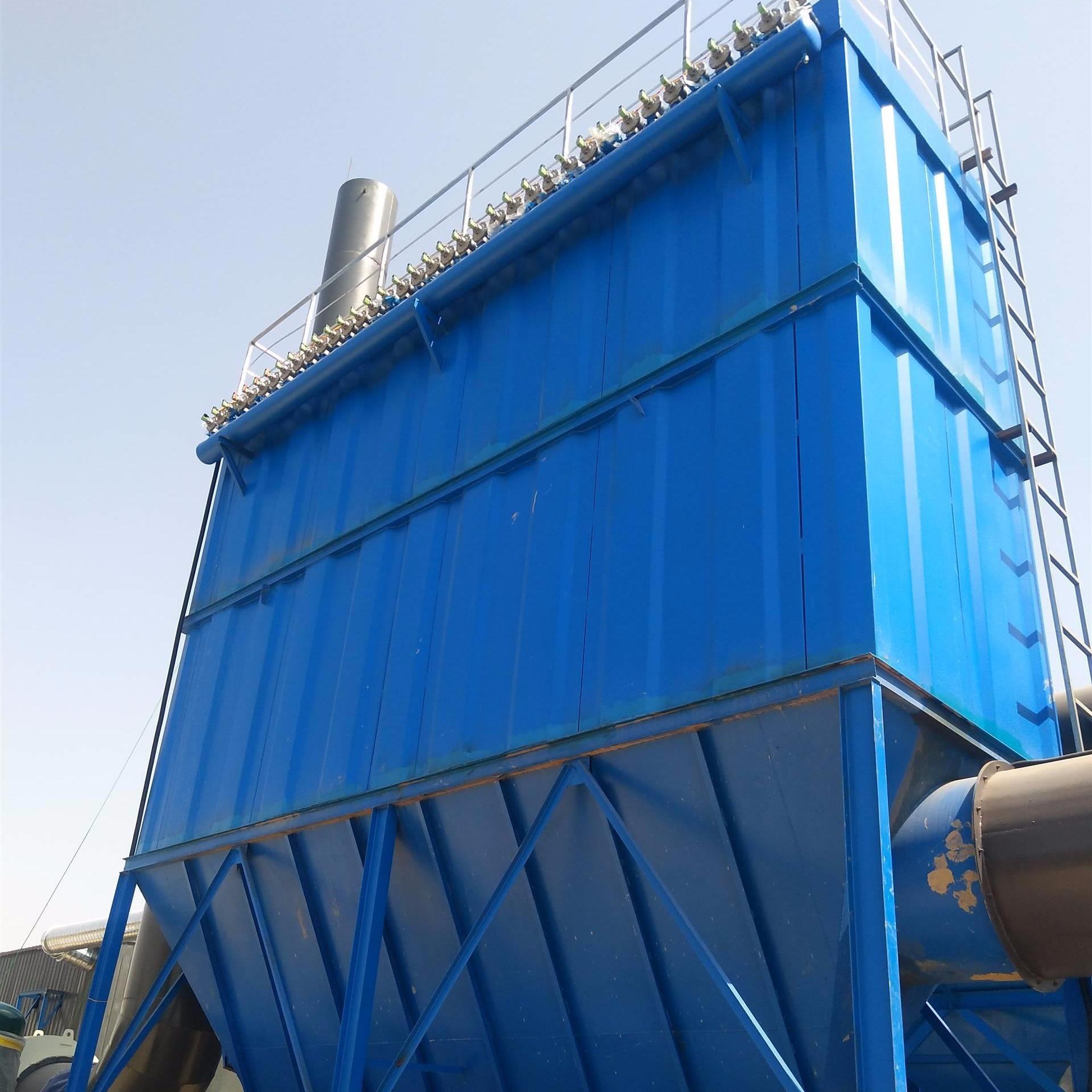 工業地區專用 DMC脈沖袋式除塵器 使用效果高效 科宇環保
