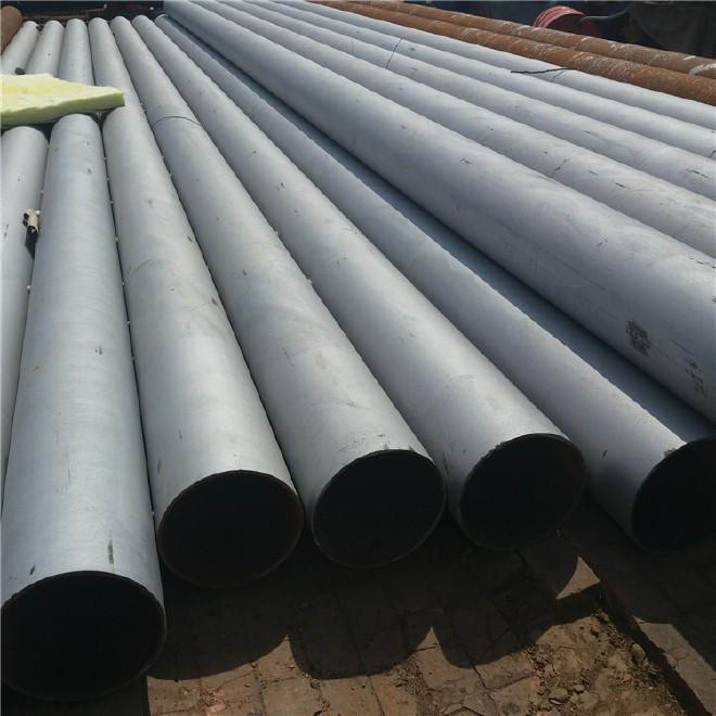 工厂定制 防腐钢管 钢套钢防腐钢管 加工 环氧煤沥青防腐钢管示例图7