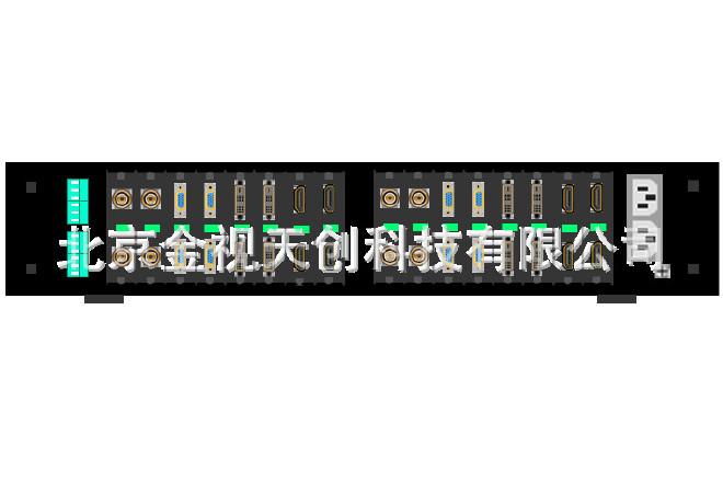 DVI光端機DVI光端機帶環出DVI+音頻+數據光端機示例圖13