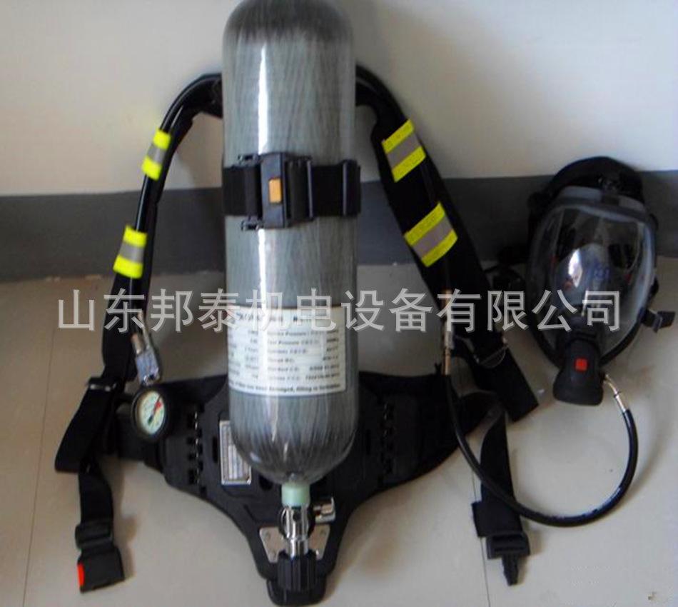 3C消防�J�C呼吸〓器配件RHZK6.8消防呼吸器面武成��忽然�X得自己罩 救生器材全面罩∏示例�D7