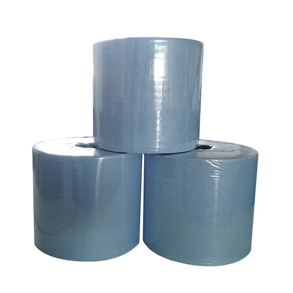 大卷吸油吸水多用途去污清潔除塵無紡布工業擦拭布木漿滌綸 25x35cm 500片圖片