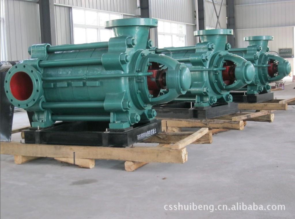 D25-50*7 卧式多级离心清水泵示例图6