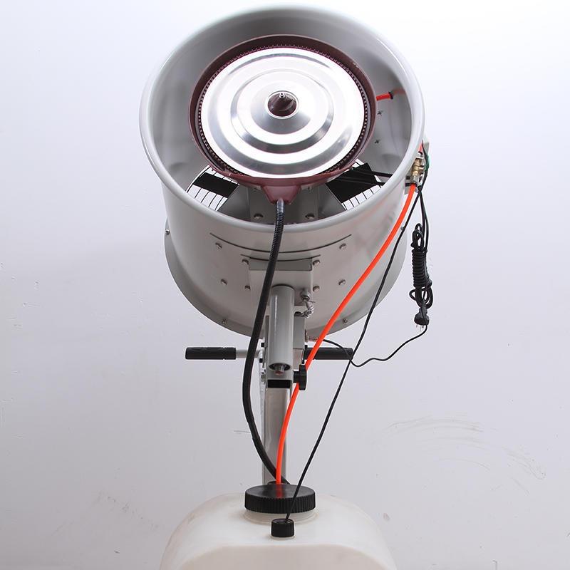卡博恩手推離心式霧化加濕器 多功能懸掛加濕器 節能實用型加濕器