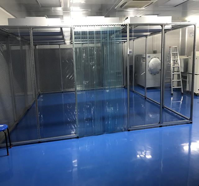 潔凈棚,除塵棚,吸防塵棚廠家,潔凈棚過濾車間科富萊凈化制造
