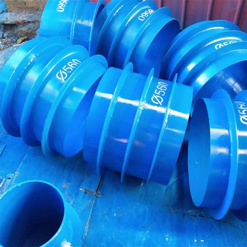 廠家熱賣 鋼性防水套管 AB型剛性防水套管 高度可定制 質優價廉示例圖9