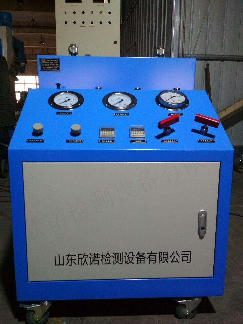 厂家直销 压力表疲劳测试台 脉冲试验 压力表疲劳试验台示例图3