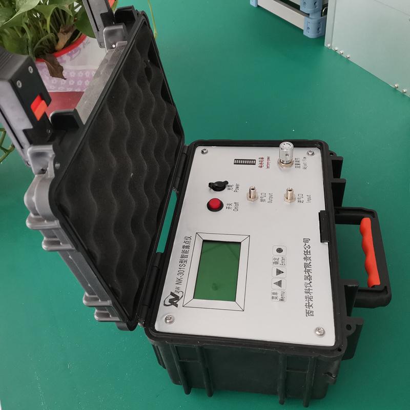便携式<strong>精密露点仪</strong> 微量水分析仪 厂家诺科仪器NK-301S示例图1