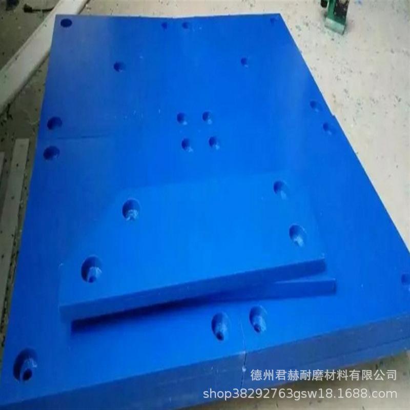 厂家直销高分子耐磨煤仓衬板 工程施工料仓耐磨自润滑不沾料衬板示例图11
