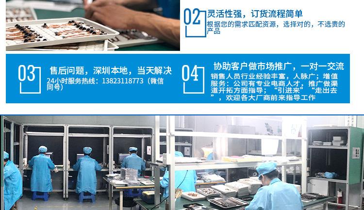 厂价直销高清摄像头模组 800万高清自助终端广告机高清摄像头模组示例图8