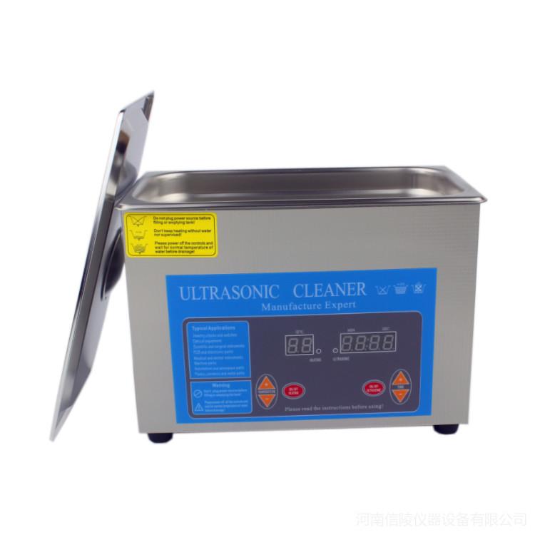 13升超声波清洗机 KQ-300DV超声波清洗机 定时加热超声波清洗器示例图3