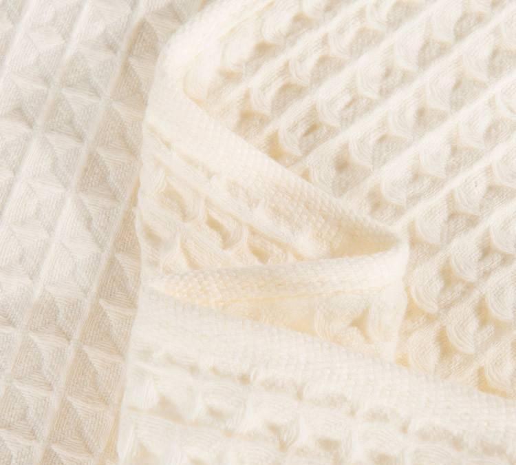 艺特佳家纺冰淇淋纹双人单人加厚全棉毛巾毯空调毯夏被毛毯特价示例图32