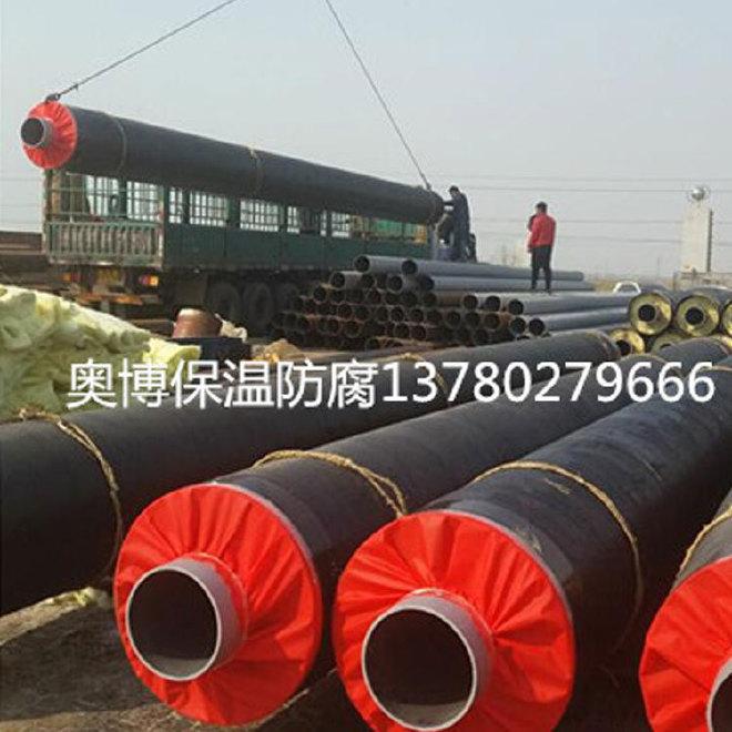 厂家供应 保温钢管 直埋式保温管 加工定做 异型保温钢管示例图5