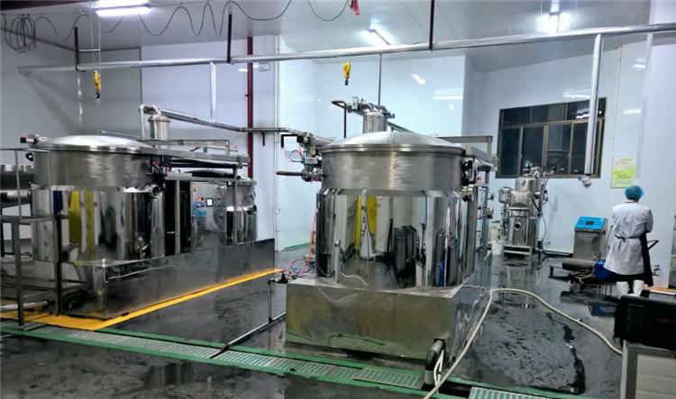低温真空油炸机  得宝  配套的果蔬加工设备 肉制品加工设备  ZK-500 口感酥脆 无油腻感示例图10