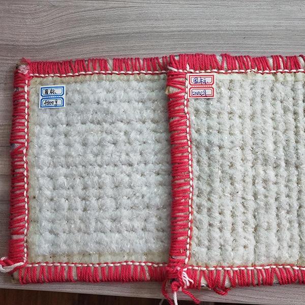 上海人工湖防滲膨潤土防水毯、垃圾填埋場gcl膨潤土防水毯廠家