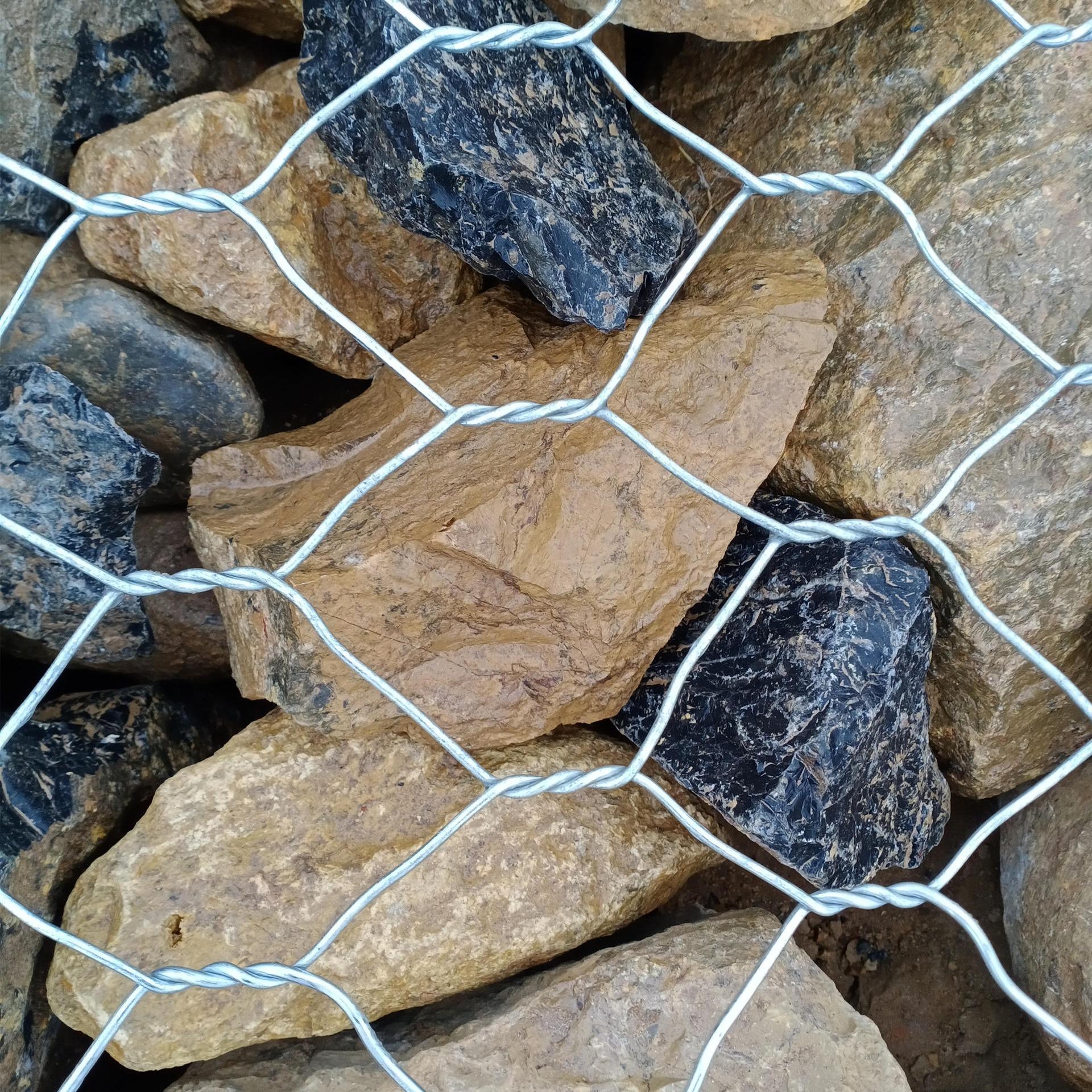 石籠網 格賓網 格賓石籠網 鍍鋅石籠網 鍍鋅格賓網 濱鑫絲網 源頭工廠直銷