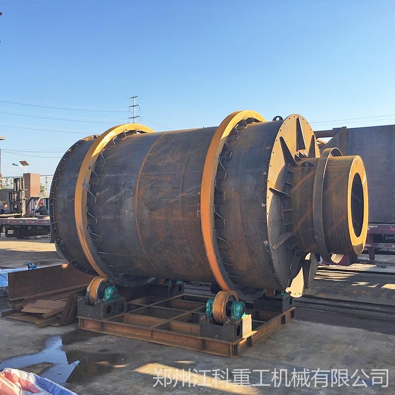 郑州江科重工 沙子烘干机 10吨河沙烘干机 烘干沙子机器 河沙烘干机厂家