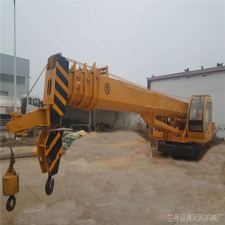 黄河风  小型2吨船用起重机 港口起重机 可定制加工