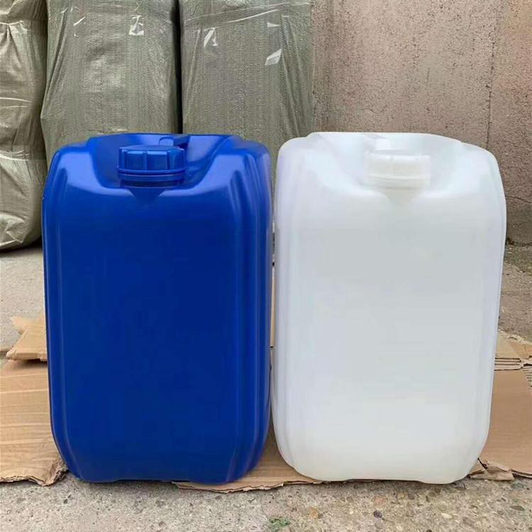 塑料桶厂家 20升乳白塑料桶  20公斤消毒液桶 厂家直销