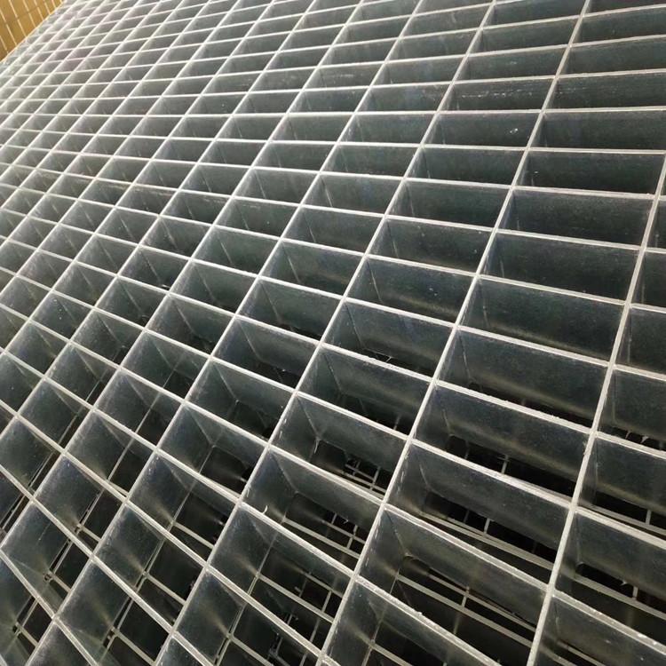 【钢格栅】长春镀锌钢格栅板A钢格板厂家直销价 奥津丝网示例图8