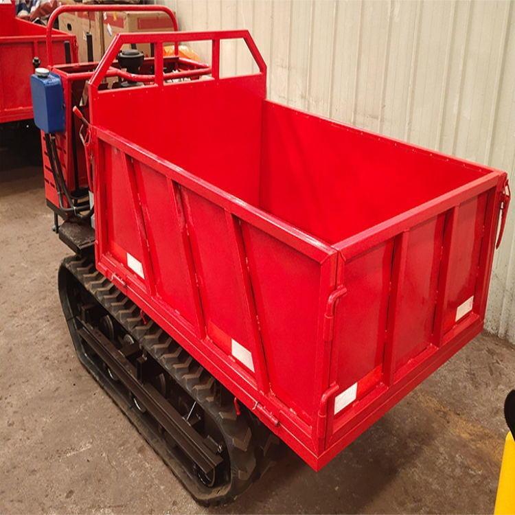 履帶運輸車 山東沃克生產廠家 多功能履帶運輸車 山地履帶式搬運車