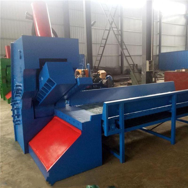 工字鋼鋼管剪斷機 信航450噸工字鋼鋼管剪斷機 液壓傳動動作平穩