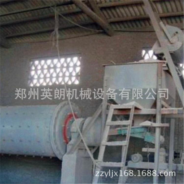矿石粉碎球磨机 干湿选矿小型节能球磨机 1200×4500节能球磨机示例图21