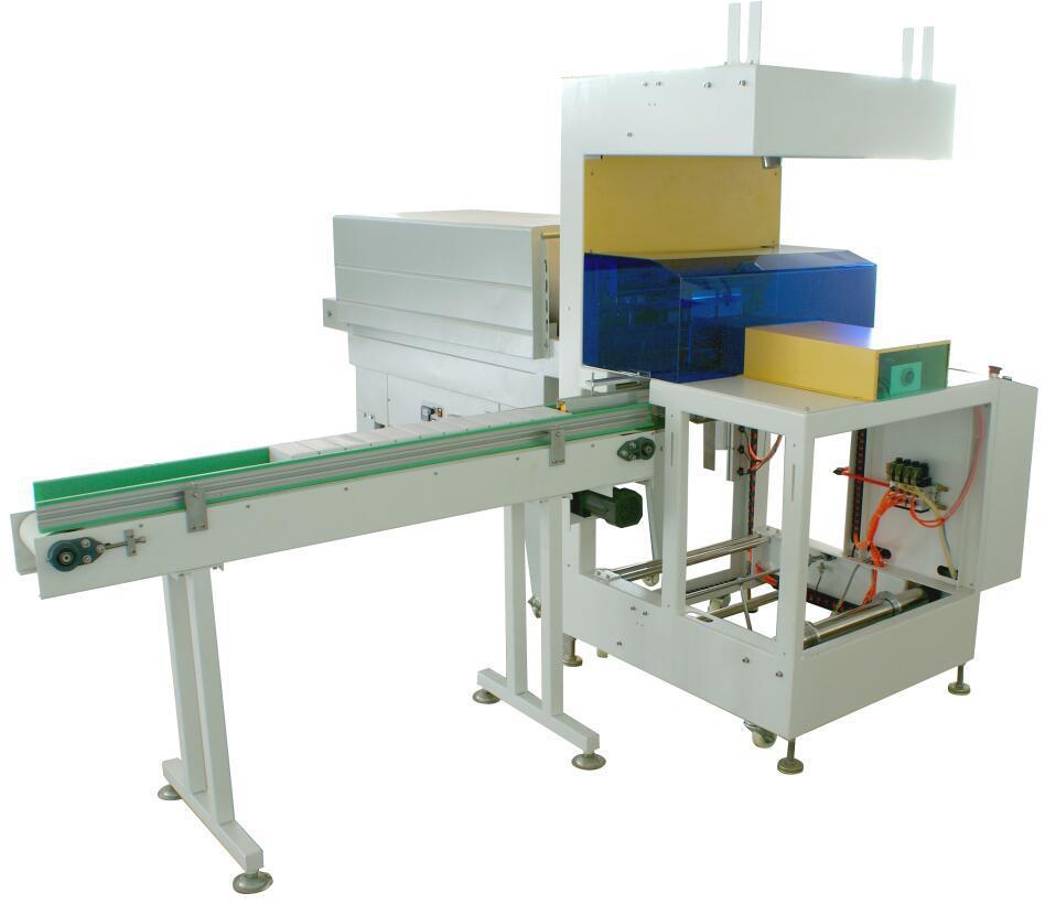广州袖口式封切收缩机PVC热收缩封口 整列收缩机 吸塑边封套袋机示例图124